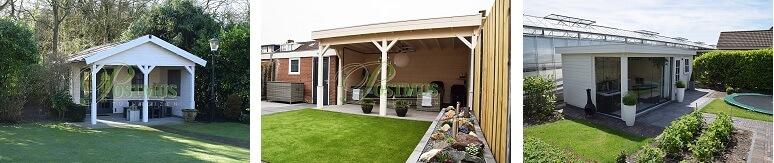 Tuinhuisje kopen in Noordwijkerhout
