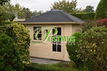 Diverse dak soorten voor uw tuinhuis