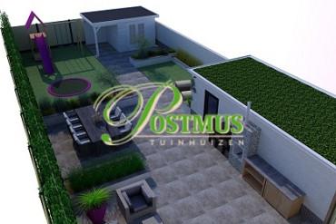 Vergunningsvrij bouwen mag dat postmus tuinhuizen