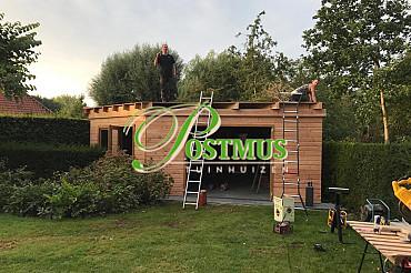 Zelf uw tuinhuis bouwen?