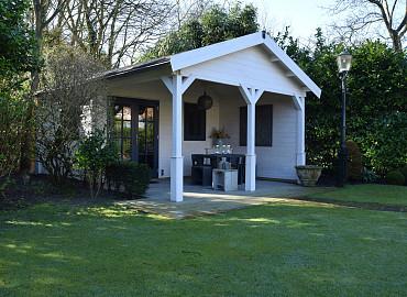 Houten Garage Hema : De tuinhuis en blokhut specialist in de randstad postmus tuinhuizen
